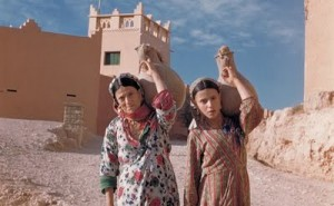 Berber Jews of Tinghir - 1958 - Source: Elias Harrus
