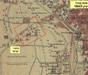מחנה_ישראל - מפה