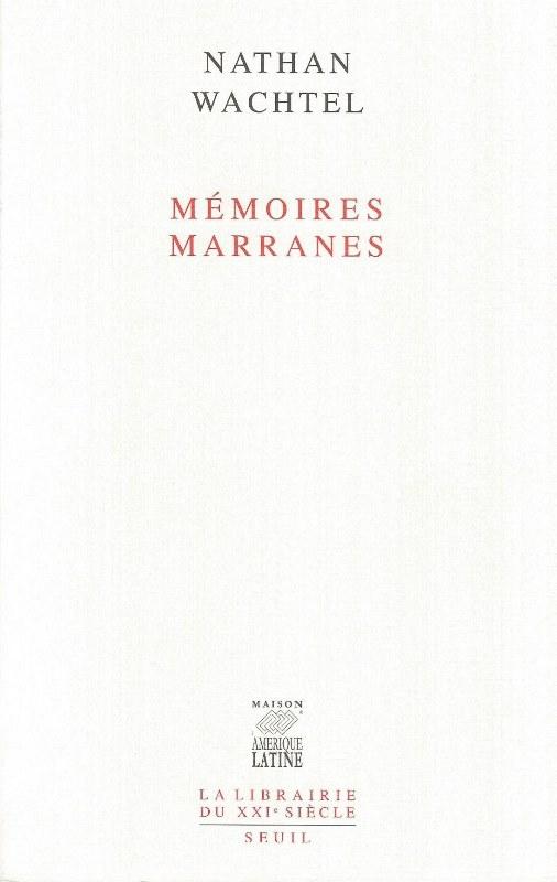 Memoires marranes