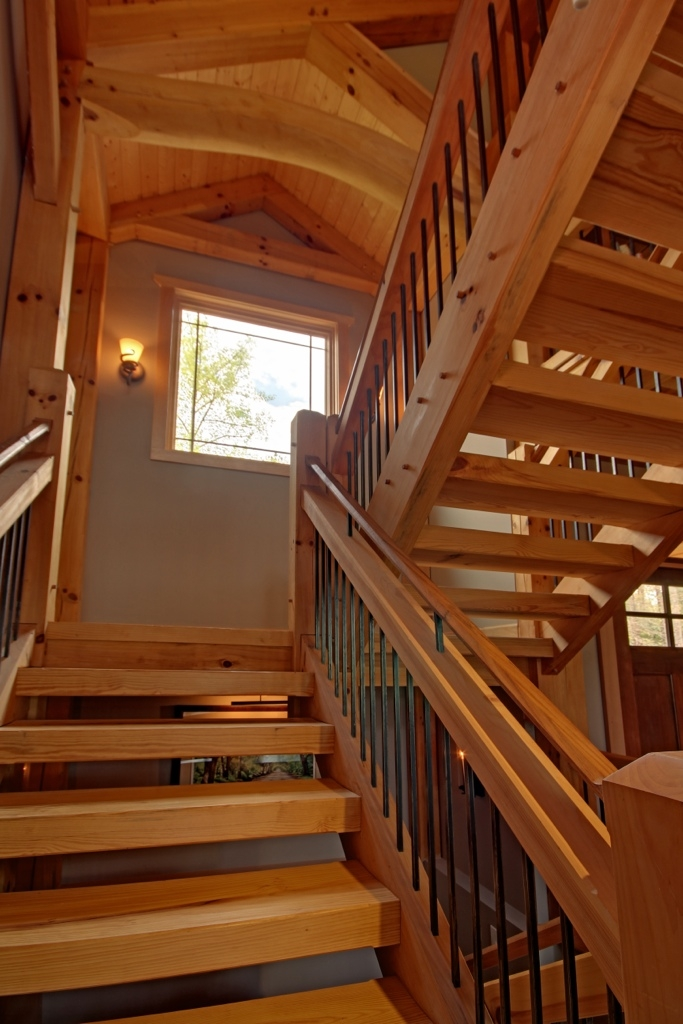 Timber Stairs Handrails Interior And Exterior Custom Built By | Short Handrail For Stairs | Exterior Handrail Ideas | Deck Railing Ideas | Spiral Staircase | Concrete | Wrought Iron