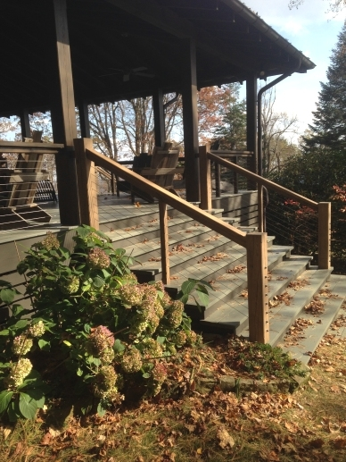 Timber Stairs Handrails Interior And Exterior Custom Built By | Exterior Handrails For Steps | Cast Iron | 3 Step | Brushed Nickel | Front Step Railing Pipe | Garden