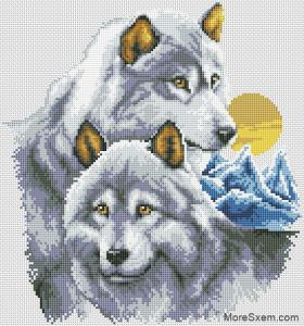 Северные волки