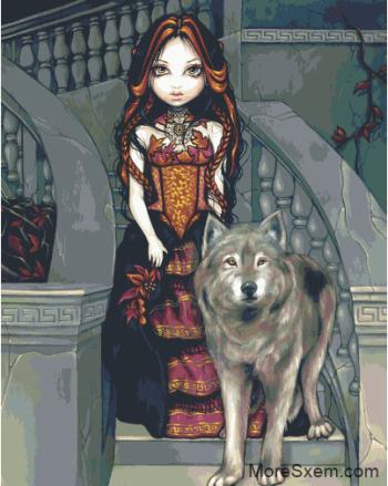 Волчья графиня