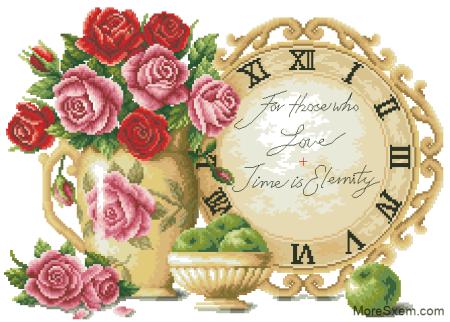 Часы Для тех кто любит