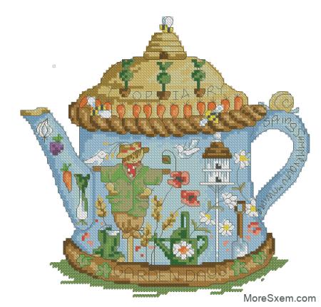 Садовый чайник