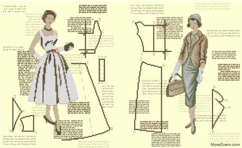 Швейное дело (выкройка моделей)