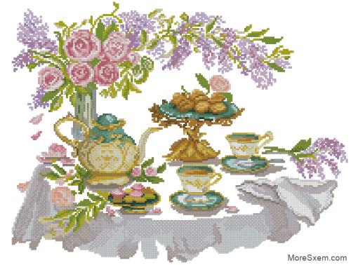 Время чая