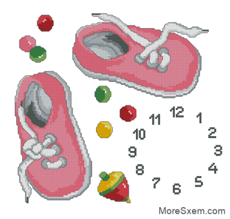 Часики для малышки