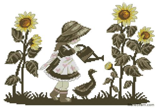 Мала огородничка