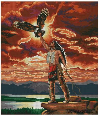 Перо орла