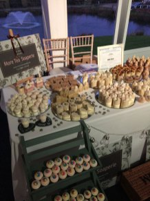 More Tea Soaperie at Alrewas Hayes Christmas Market