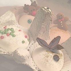 Festive Bath Bon Bon selection.