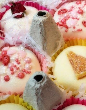 More Tea Soaperie Valentine Bath Bonbons