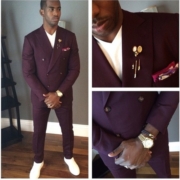 STYLE: Chris Paul, Kobe Bryant, Lebron James, Chris Bosh & More..2014 NBA Season Opener