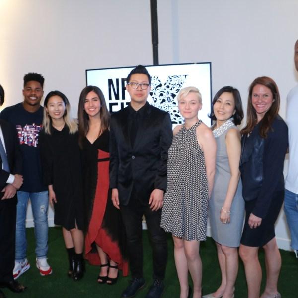 Sterling Shepard Hosts NFL X FIT Merchandising Design Contest