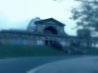 The Volks Palast AKA Ally Pally