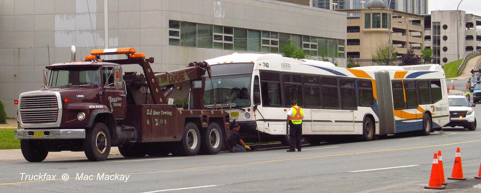 Halifax's bus maintenance needs an overhaul