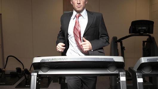 Get Off the Treadmill