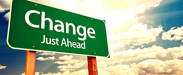 Embrace Change that Makes a Difference