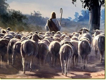Following the Gentle Shepherd – Doing Business With God