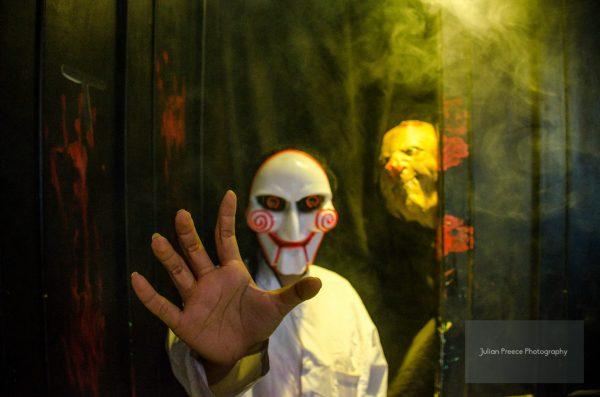 Escape iQ Hoi An Actors and Masks
