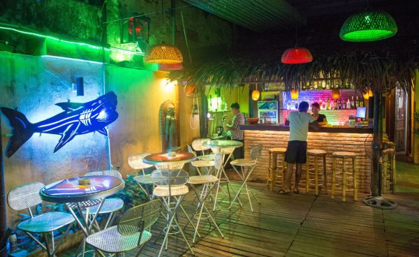 Hoi An Nightlife Dive Bar patio