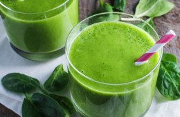 Greena Colada Super Smoothie Recipe