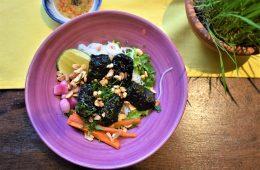 Beef Parcel Salad at Mai Fish Restaurant in Hoi An, Vietnam