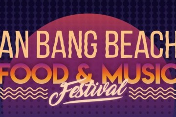 An Bang Beach Food and Music Festival