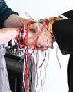 Hand-tying