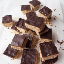 Coconut, almond and cashew biscuit