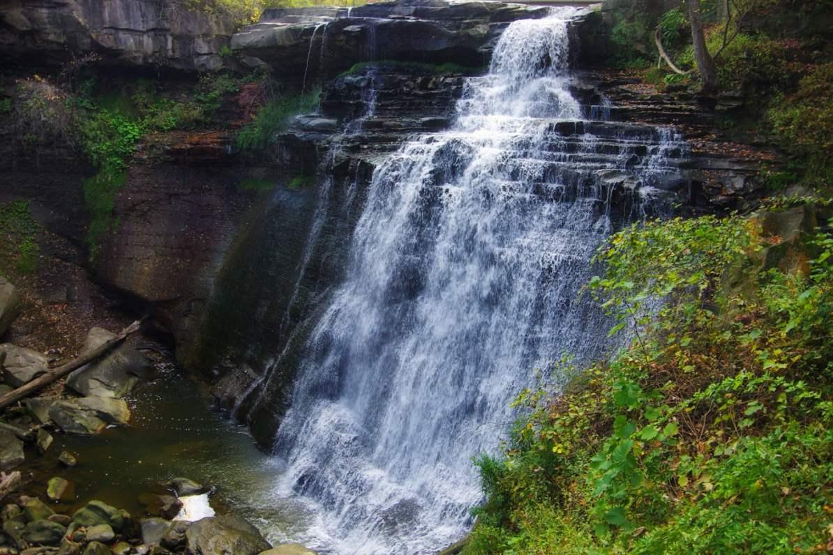 most visited national parks, cuyahoga valley national park