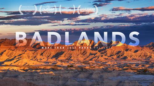 badlands national park video