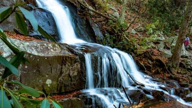smokies waterfall - more than just parks