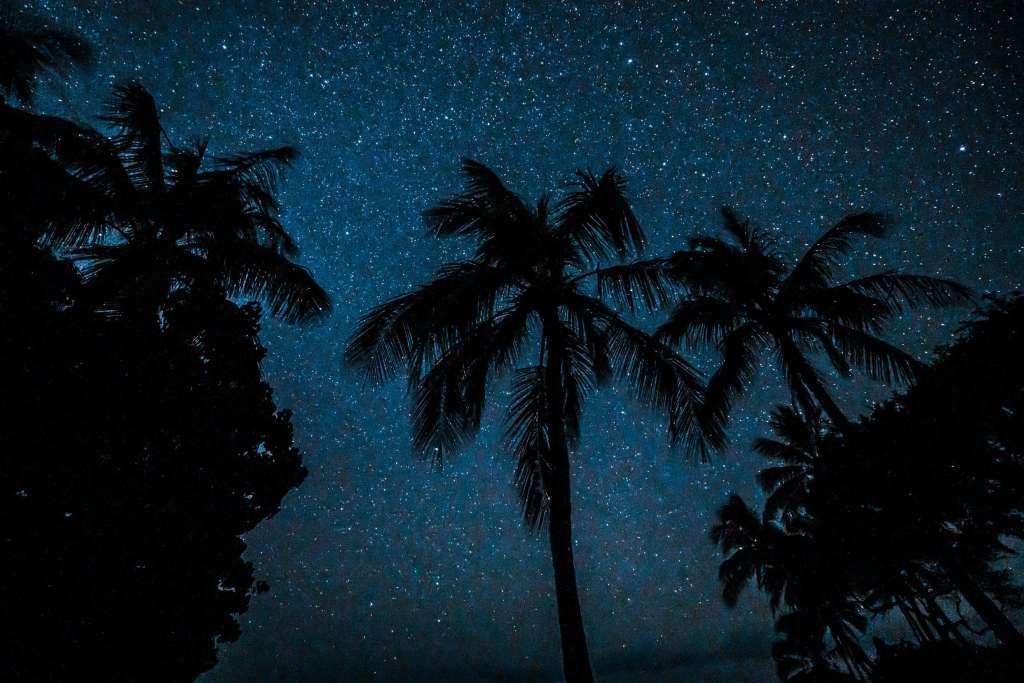 Night Skies Over Haleakala