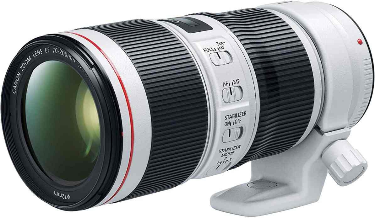 best outdoor zoom lens canon