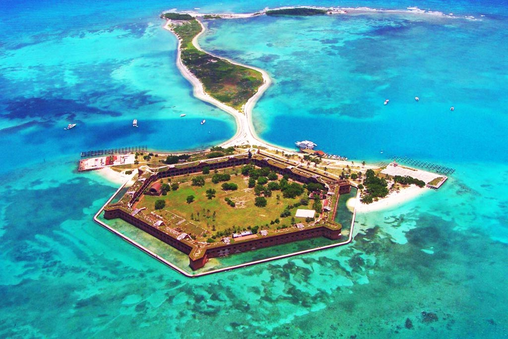 dry tortugas national park best national parks to escape winter
