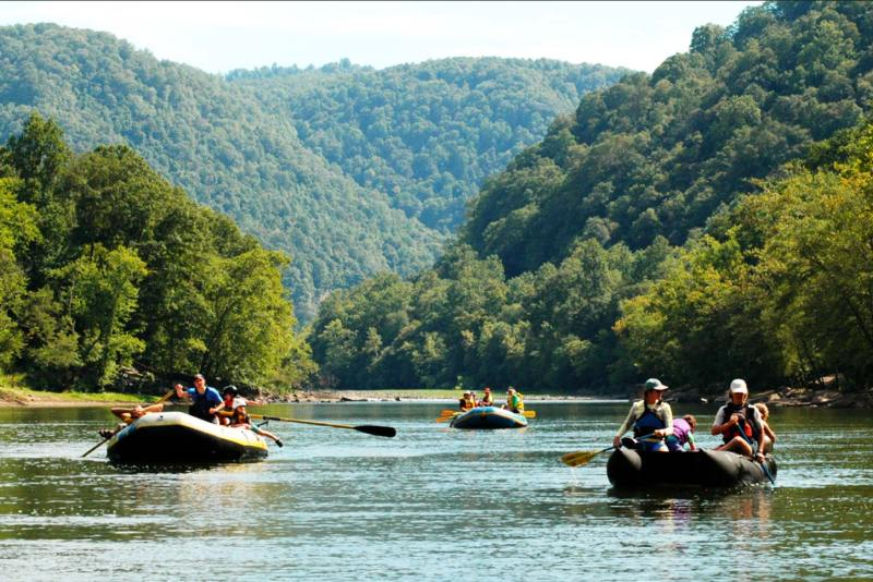 new national park new river gorge
