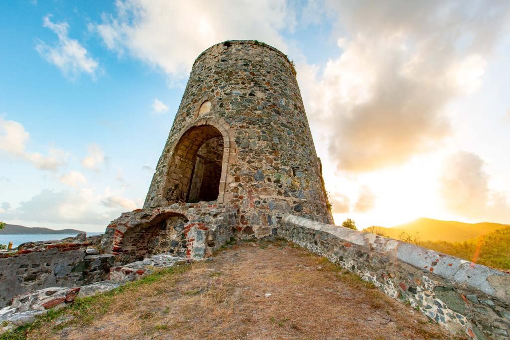 annaberg plantation ruins st john virgin islands national park