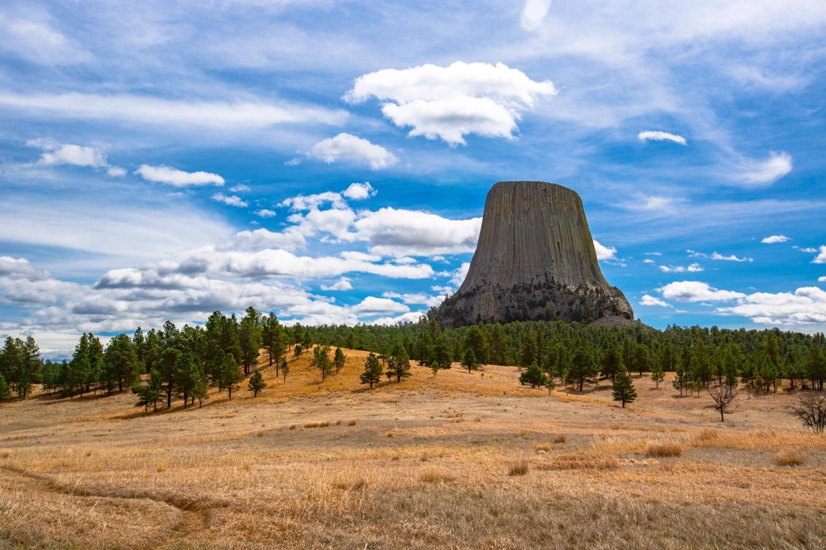 devils tower national monument, national parks in the movies