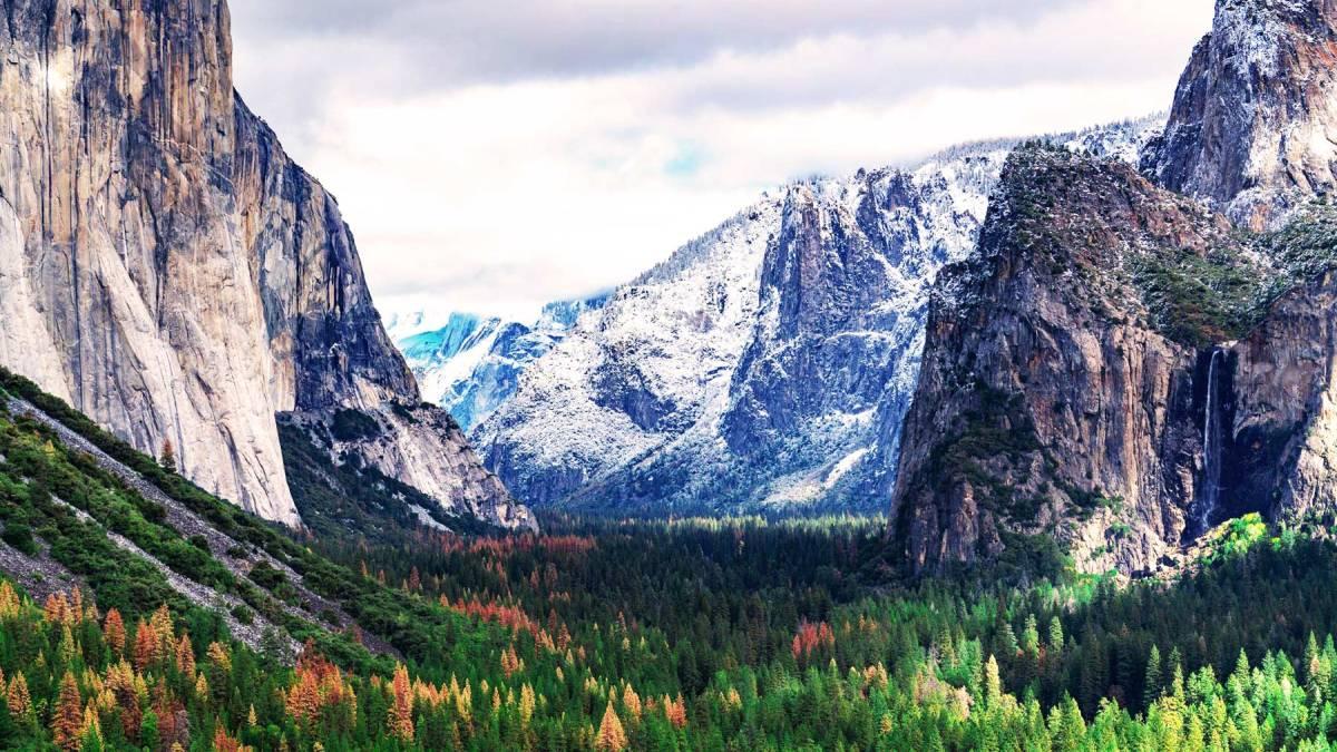 us national parks ranked, yosemite, california