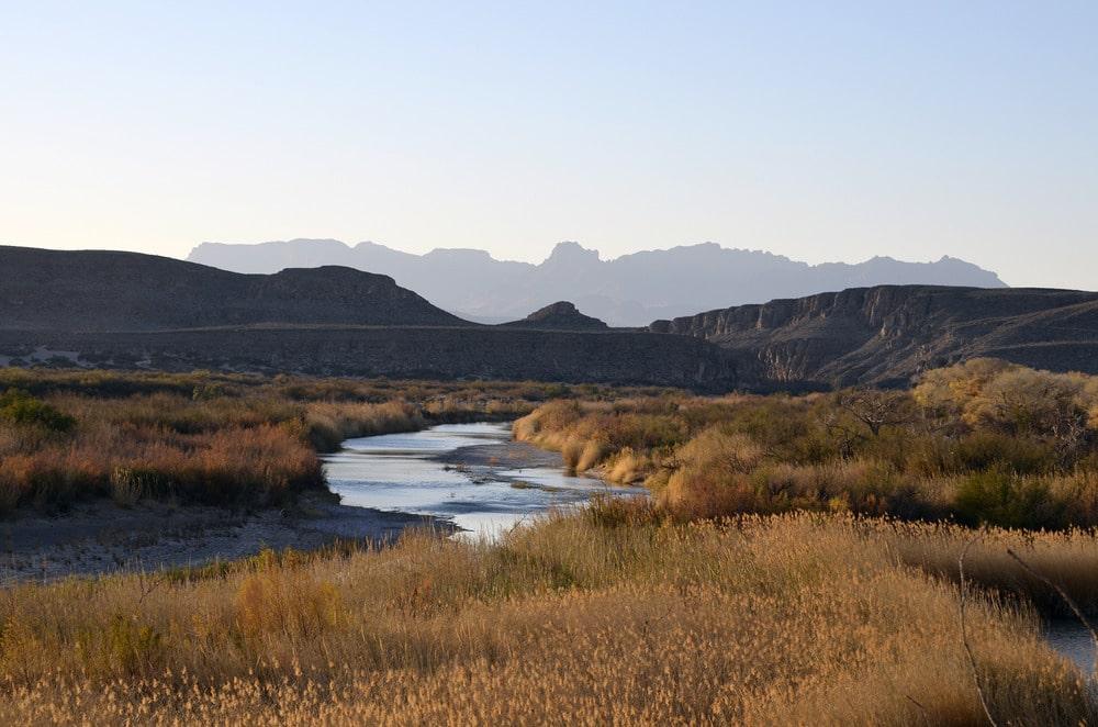 Big Bend National Park Texas - us national parks ranked