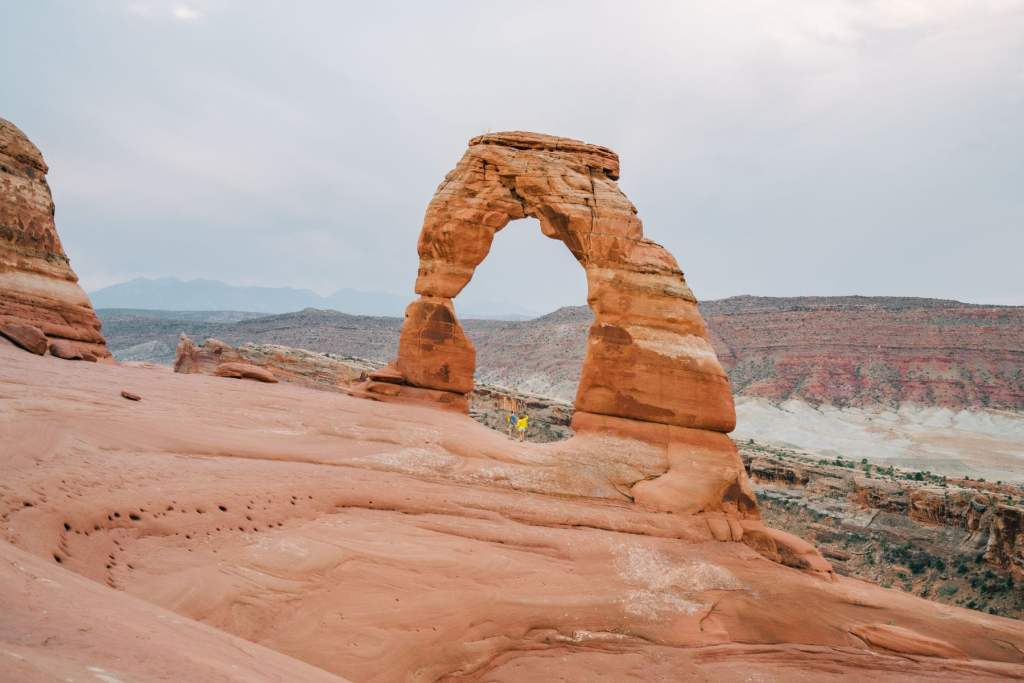 delicate arch, arches national park utah