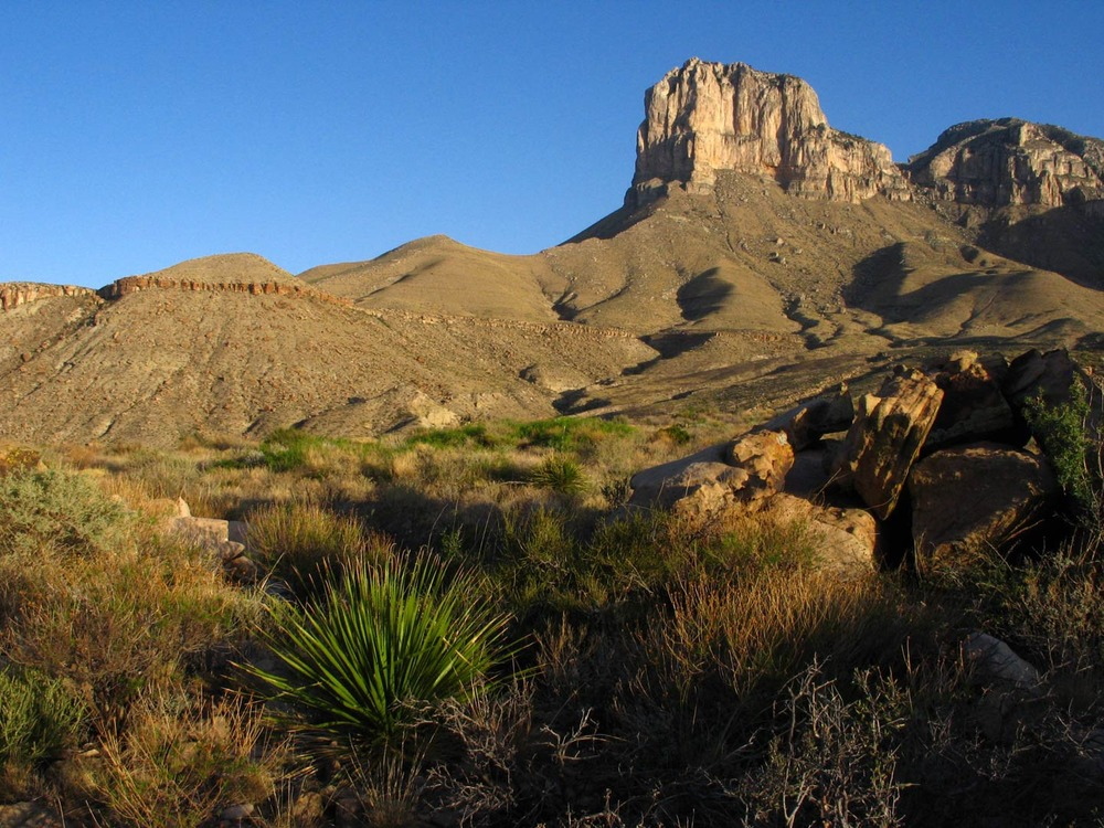Texas - us national parks ranked