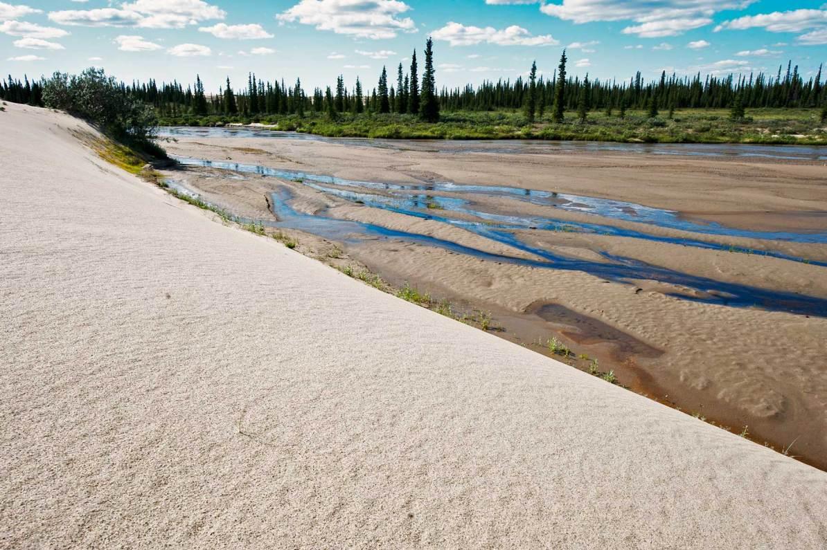 kobuk valley national park alaska sand dunes