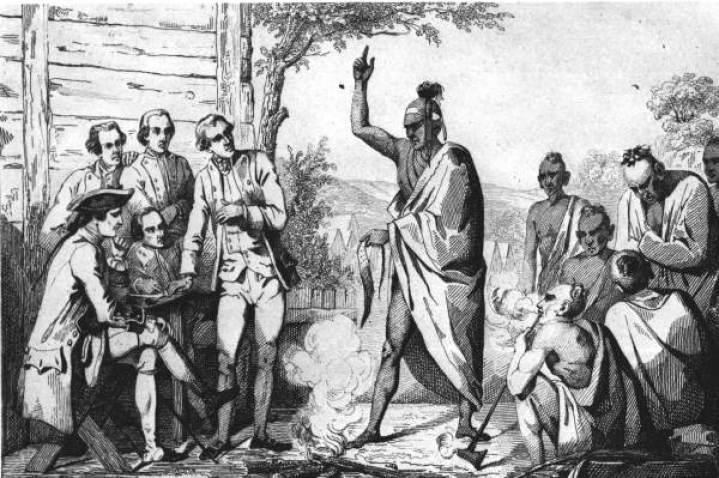 On Cumberland Island, Timucua Indians