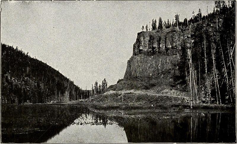 yellowstone national park history,  National Parks History
