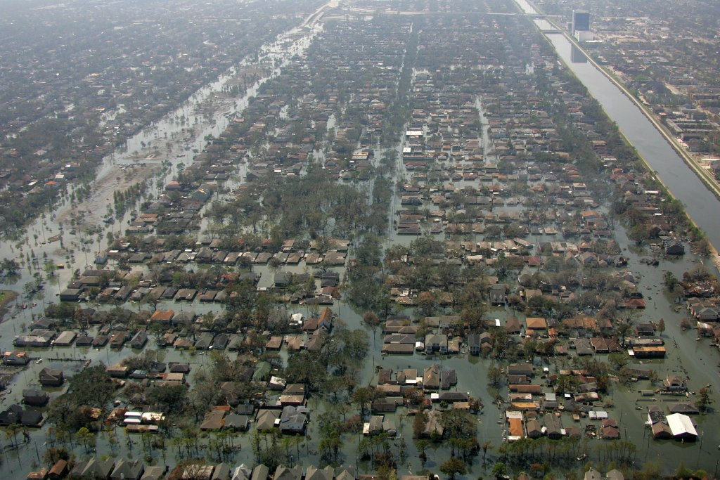 Climate-induced catastrophes, such as Hurricane Katrina, might have been avoided had we heeded the warnings which came as a result of America's Greenest President.