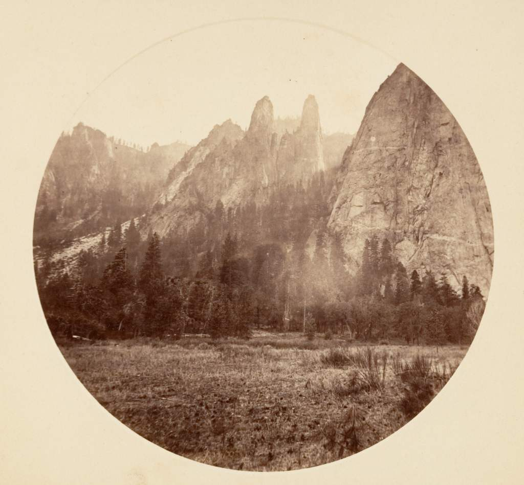 Yosemite National Park Facts include the fact that Yosemite is one of America's oldest national parks.