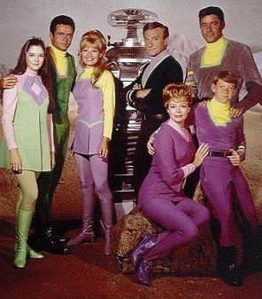 Lost In Space was filmed in Red Rock Canyon State Park   National Parks In Television Shows